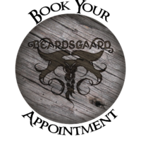 Various Website Buttons_Booking Button Beardsgaard Barbers