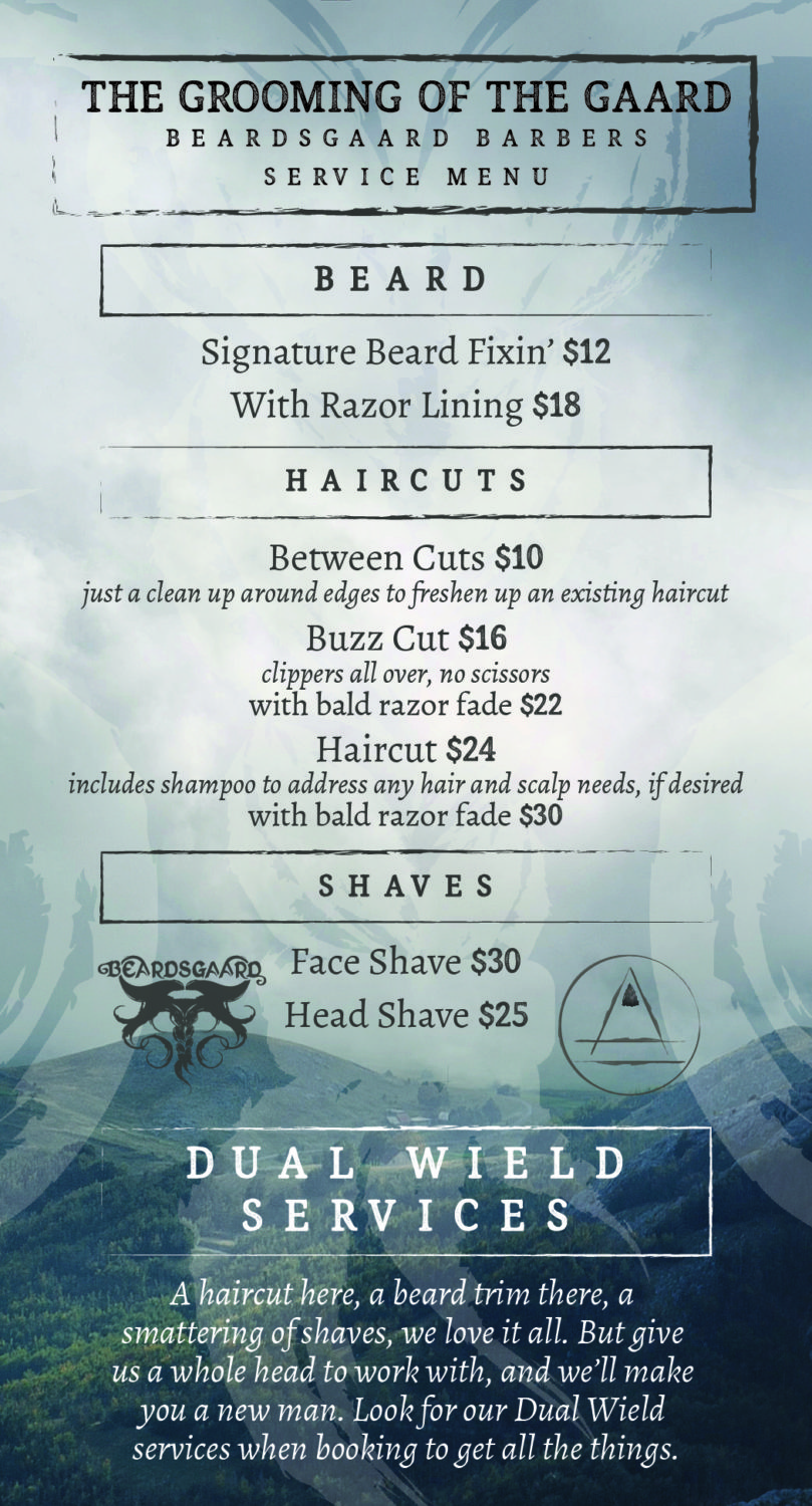 Beardsgaard Barbers