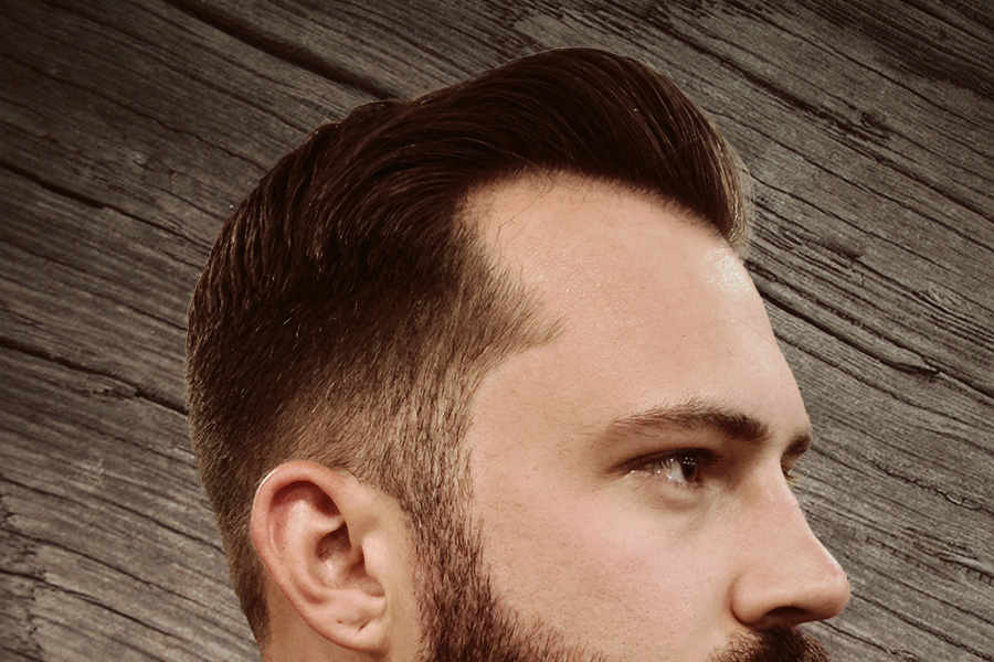 Hairstyles For Long Hair With Widows Peak : Long Hairstyles Widows Peak Men LONG HAIRSTYLES
