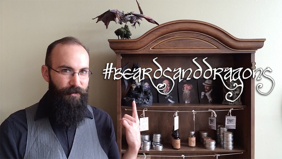 Beards & Dragons Beardsgaard Barbers