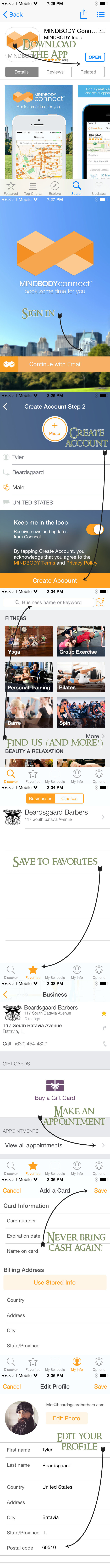 MB Connect Beardsgaard Barbers