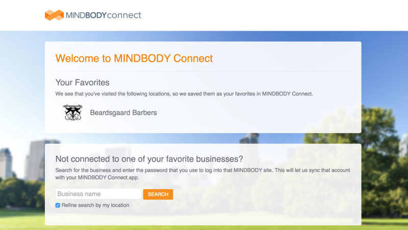 MindBody Beardsgaard Barbers