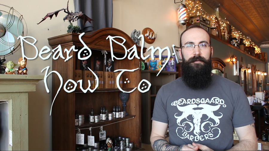Beard Balm-How To Beardsgaard Barbers