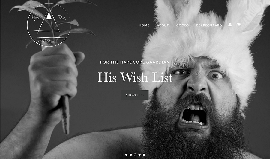 Gaardian Wishlist Beardsgaard Barbers