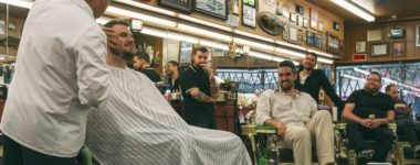 Demo Days with the Chicago Barbers Association