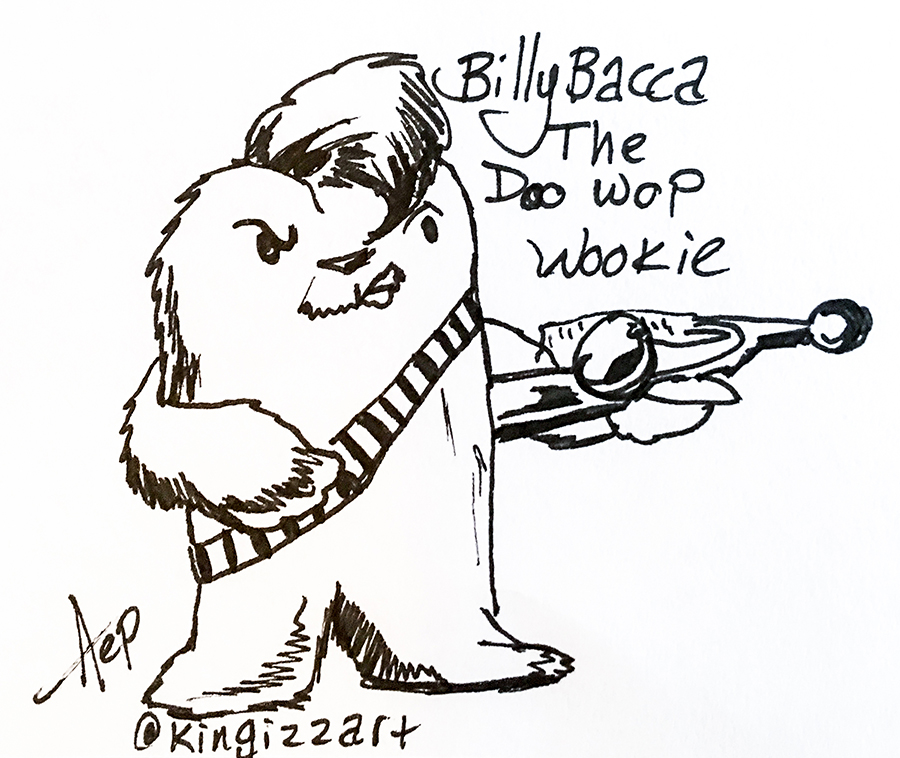 Eagle Drawrings-BillyBacca