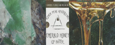 From the Apothecary / Emerald Honey Lip Butter