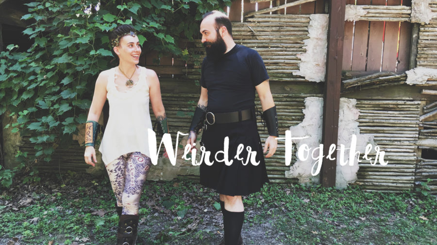 our-content-title-cards-beardsgaard-renaissance-faire-2016-natalie-anderson-tyler-anderson-weirder-together